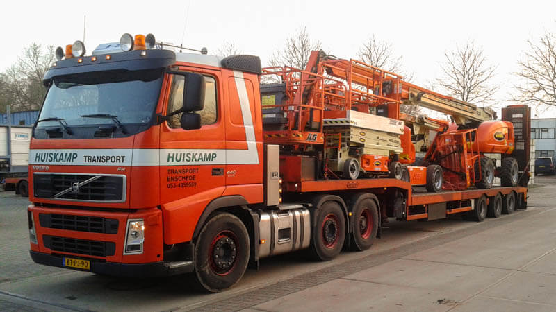 Machinetransport